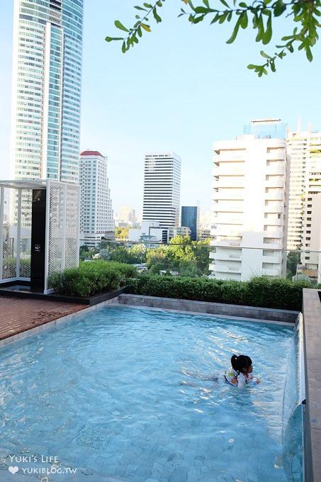 曼谷新開時尚平價飯店推薦【Novotel Bangkok Sukhumvit 20】無邊際泳池兒童親子友善飯店(Asok站、Sukhumvit站) - yukiblog.tw