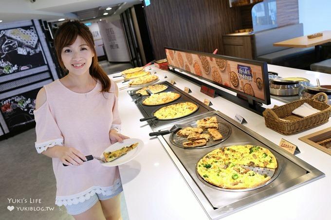 【PIZZA HUT必勝客歡樂吧】當台灣在地美食遇上美式比薩×意外的味蕾之旅×吃到飽只要269起 - yukiblog.tw