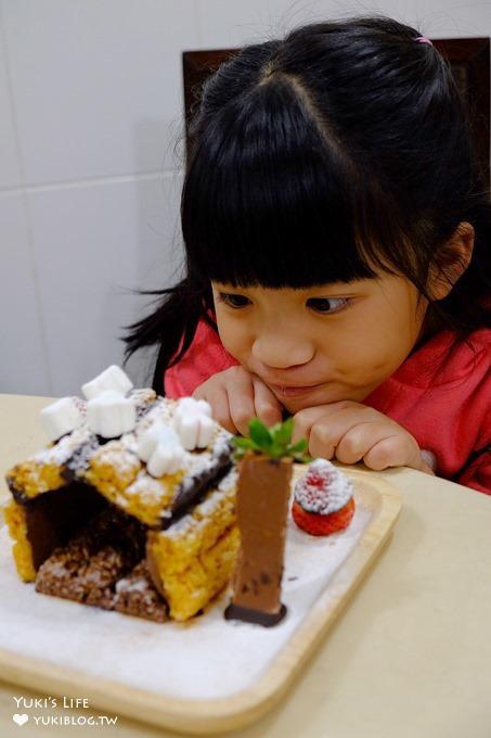 野餐好物【家乐氏谷物随手棒】亲子DIY草莓雪人谷物棒小屋!派对×早餐的好帮手! - yukiblog.tw