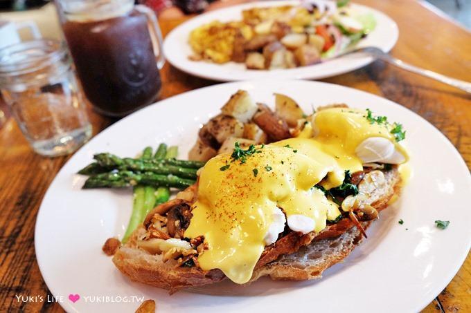 台北內湖【miacucina】義式料理早午餐~健康又美味!完全沒注意是蔬食~超喜歡❤