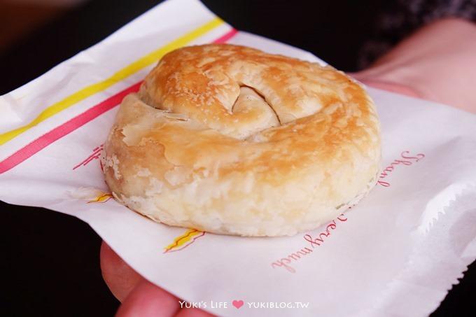 台北美食【老潘酥烤蔥仔餅】鹹香鹹香的古早味 @石牌站名產 - yukiblog.tw