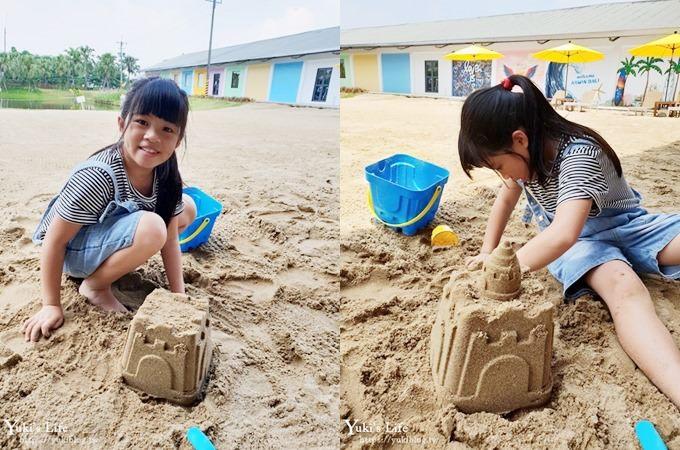 免費!雲林景點【雅聞峇里海岸】峇里島沙灘親子玩沙好去處×全新彩繪超好拍~網美一日遊 - yukiblog.tw