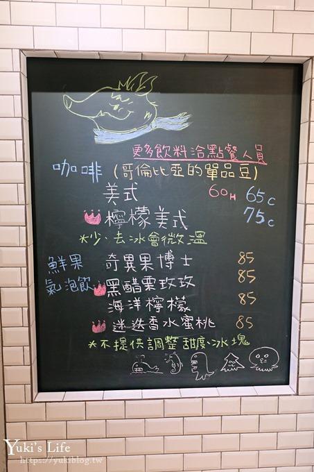 花莲景点【Mr. Sam山姆先生咖啡馆】森林系童话屋下午茶×落羽松秘境 - yukiblog.tw