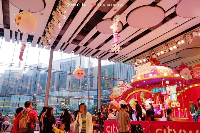 【2013香港聖誕節】繽紛冬日節@荃灣‧Citywalk荃新天地「春田花花幼稚園」 - yukiblog.tw
