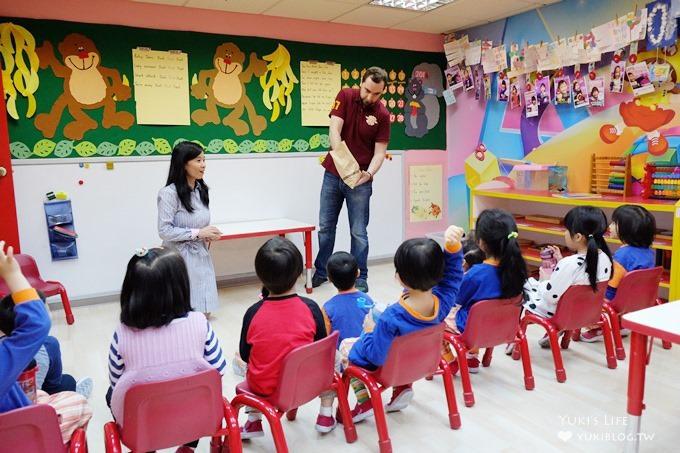 育兒【快樂瑪麗安】參觀美語學習課程記錄×環境照×兒童教育是否可以快樂學習呢(文末抽獎培樂多蛋糕派對遊戲組) - yukiblog.tw