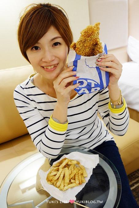 香港天后站美食【台北士林夜市豪大大雞排】味道一流! 價格雙倍!