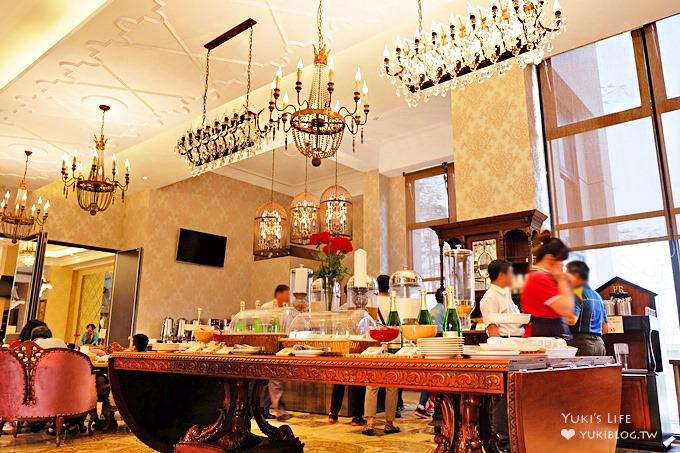 南投草屯新地標【寶旺萊6號花園酒店】星級宮廷風酒店推薦×有如公主貴婦的歐風城堡