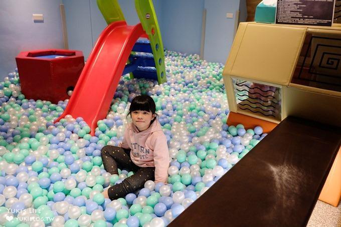 桃園親子餐廳【cafe 4 fun 咖啡趣】珍珠球池遊戲區×親子聚餐美食約會好去處!