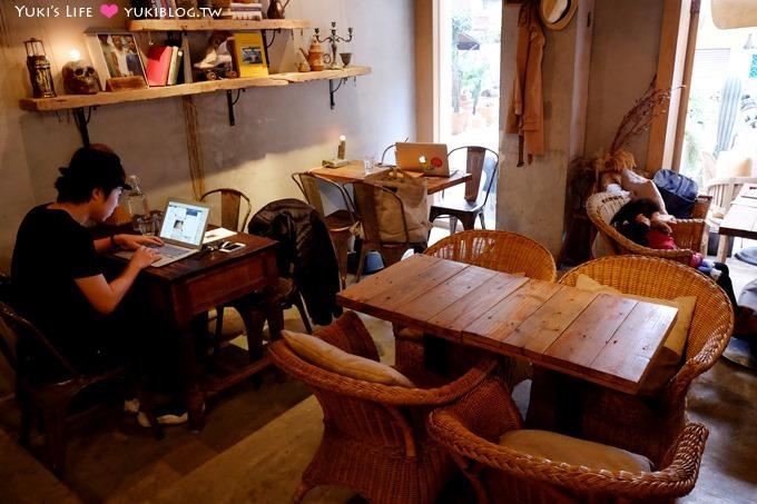 台北東區【Costumice Cafe】市區裡的法國度假風下午茶 @忠孝敦化站 - yukiblog.tw