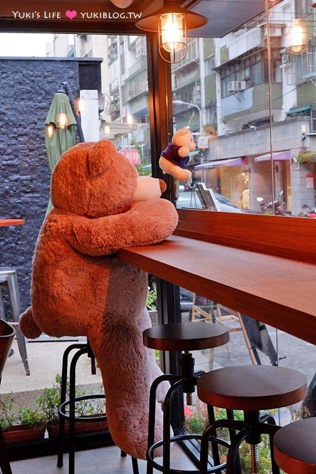 台北信義區【Double A Cafe】料理多樣路線.商業午餐挺划算@國父紀念館站 - yukiblog.tw