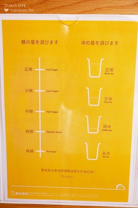 【ikiwi趣味果饮】六甲田庄100%鲜乳冰砖果饮牛奶大推×29元起新鲜现打果汁幕后直击(新竹金山店食记) - yukiblog.tw