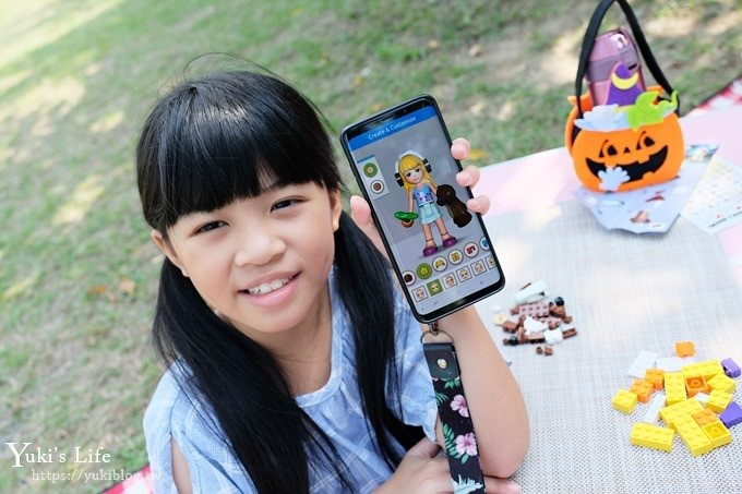 樂高版IG【LEGO Life】小朋友專用樂高積木社群遊「樂」場! - yukiblog.tw