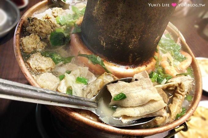 台北永康街美食【東門餃子館】酸菜白肉鍋酸到骨子裡、煎餃多汁 @東門站 - yukiblog.tw