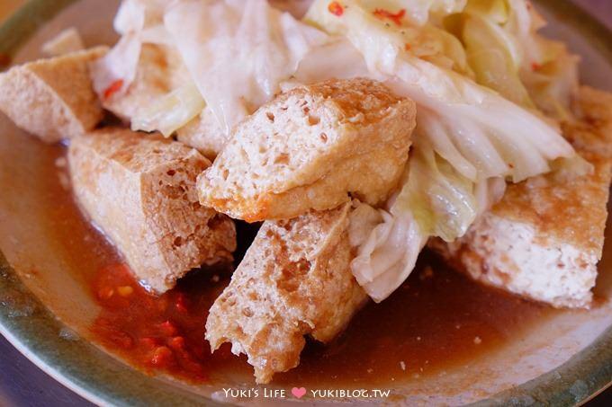 台北美食【萬隆蚵仔麵線‧現炸臭豆腐】酥脆無比 @萬隆站 - yukiblog.tw