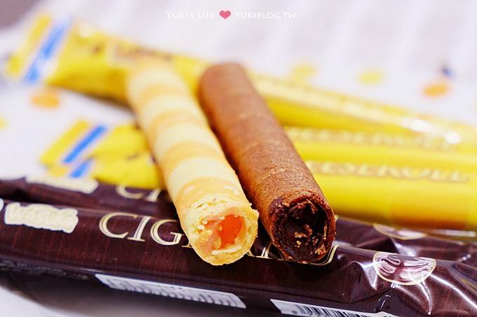【團購美食】Wasuka爆漿特級巧克力起士威化捲&健康日誌洋芋脆餅&土城enjoy享樂天然酵母麵包 - yukiblog.tw