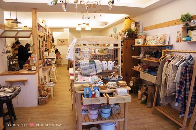 [台北食記]*下午茶‧k's table 阿寶雜貨屋 ~ 古鏙的日系雜貨小屋 - yukiblog.tw