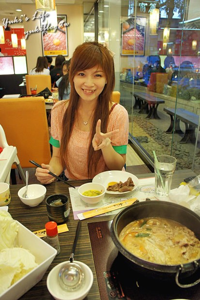 結束營業[新莊_食]*二訪‧北澤壽喜燒專賣店(每次想大口吃肉就會想到它~) - yukiblog.tw