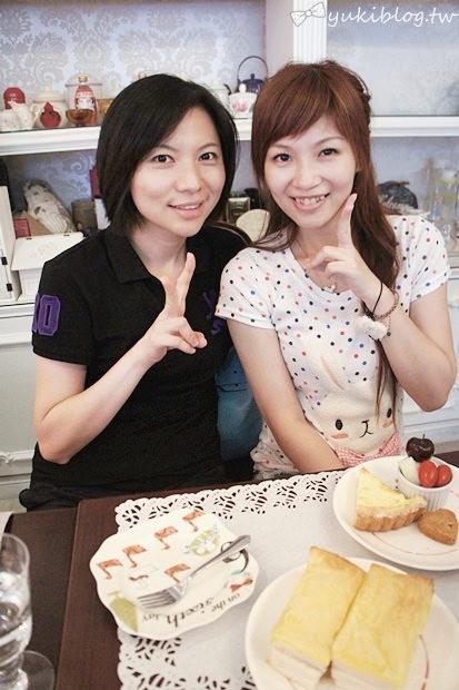 [台北_食]*Christina克里斯汀娜 ❤好一個綿綿細雨的浪漫下午茶❤ - yukiblog.tw