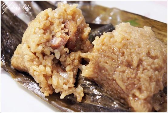 [台北_食]*南門市場~南園鮮肉粽、豆沙粽 & 合興鮮肉粽、辣蘿蔔乾 & 快車蜜汁肉干 - yukiblog.tw