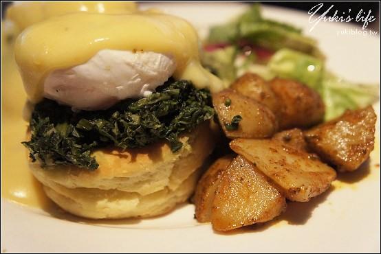 [板橋_食]*N.Y.BAGELS CAFE(板橋環球) 小西瓜&小綠豆的約會 - yukiblog.tw