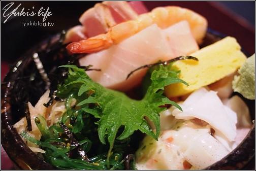 [台北-食]*漁僮小舖 (永吉店)~新鮮美味生魚丼飯 - yukiblog.tw
