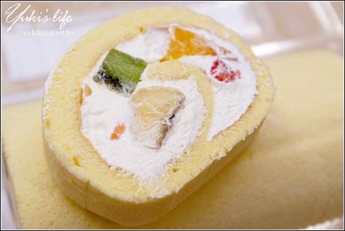 [試吃]*Simple Life簡單生活-水果蛋糕捲 - yukiblog.tw