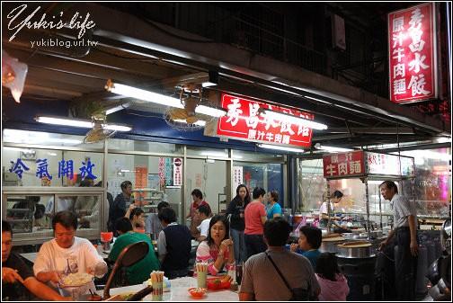 [南機場夜市]*秀昌水餃 - yukiblog.tw