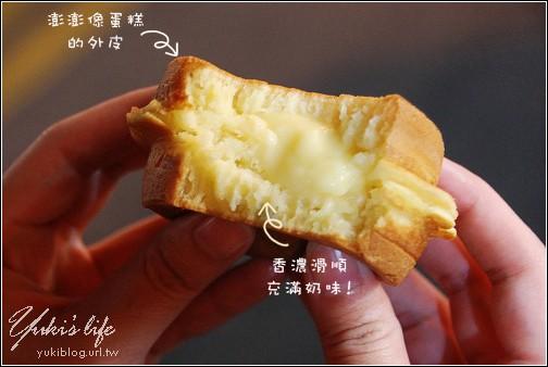 樹林美食/樹林夜市【無名蛋糕餅&口吅品麻辣臭豆腐】好好吃車輪餅/紅豆餅 - yukiblog.tw